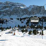 Trentino neve
