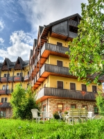 Panoramica hotel Residence des Alpes