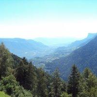 Vista dai monti
